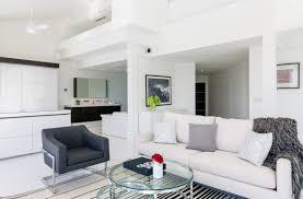 Condo Interior Design All White Re Designed Condo Architecture House Design