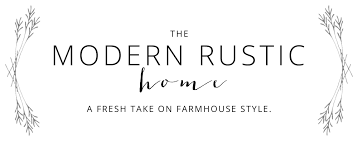 Home Decor Logos Modern Rustic Home Decor