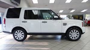 land rover lr4 white interior used 2012 land rover lr4 hse lux marietta ga