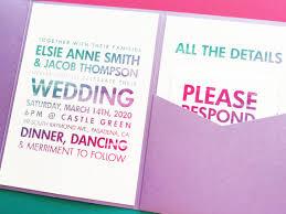 Pocketfold Invitations Pocketfold Wedding Invitation Poster Wedding Invitations