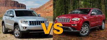 jeep laredo 2013 styling showdown 2013 vs 2014 jeep grand cherokee photo u0026 image