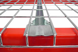 wire decking with high load capacity