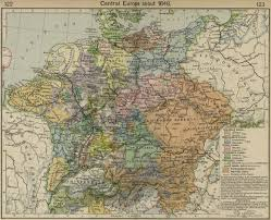 Map Central Europe by File Central Europe 1648 Sheperd Jpg Wikimedia Commons