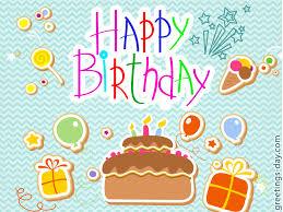 happy birthday e cards happy birthday postcards pertamini co