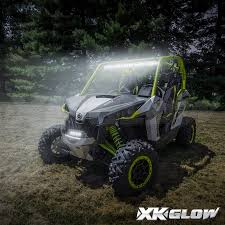 Led Vehicle Light Bar by 44 Inch 200w Led Light Bar Spot Flood Combo 30 000 Lumens Cree