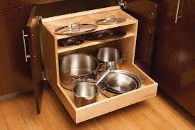 Kitchen Cabinet Pot Organizer The Kitchen And Bath People