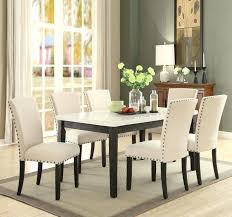 marble top dining table set marble top dining table set black faux marble top dining table set