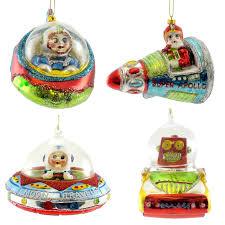 Theme Ornaments Retro Modern Space Theme Ornaments Moderndesigninterior