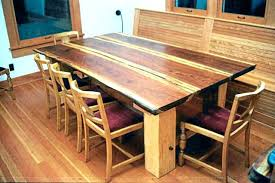 wood plank coffee table rustic plank table wood plank dining table plank dining room table