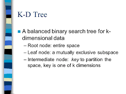 optimization of icp using k d tree ppt