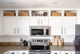 kitchen cabinet height kitchen makeover part 1 farmhouse touches and ceiling
