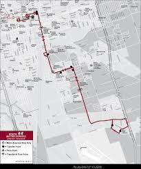 Rtd Map Rtd Route 44 Metro Express Airport Corridor