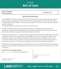 bill of sale contract template fern spreadsheet