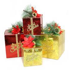 where can i buy christmas boxes buy christmas decorations 10cm 12cm 15cm paper gift boxes arranged