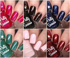 nail polish society pretty serious serious business collection