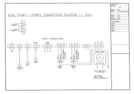 pump control panel wiring diagram dolgular com
