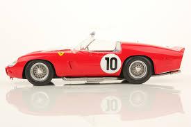 ferrari classic models ferrari tr61 le mans 1961 1 18 looksmart models