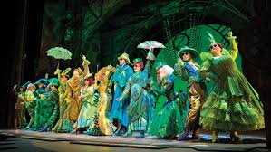 wicked themed events review wicked the mayflower southton 22 october 2014