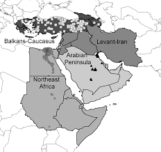 ecology and geography of avian influenza hpai h5n1 transmission