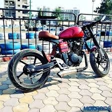 modified bullet bikes unusual bike modifications from india