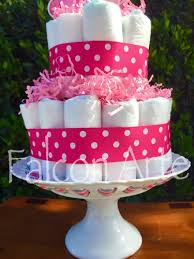 cake centerpiece baby minnie mouse cake 2 tier cake for baby shower or any
