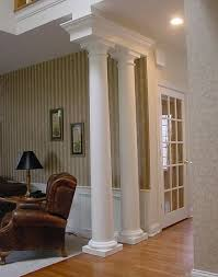 interior columns for homes tapered interior columns interior columns