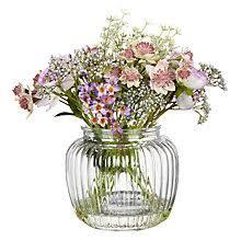 Artificial Lilies In Vase Peony Artificial Flowers U0026 Plants John Lewis