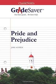 pride and prejudice themes gradesaver