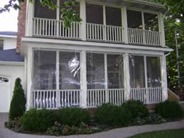 Clear Vinyl Curtains For Porch Outdoor Curtains