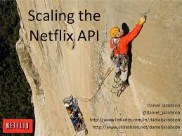 slideshare api scaling the netflix api