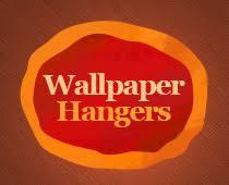 welcome wallpaper hangers