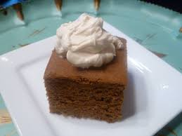 gingerbread snack cake grain free dairy free refined sugar free