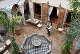 houses with courtyards architecture of the traditional arab house