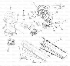 mtd resv1300 41bbesvg034 ryobi blower replacement parts