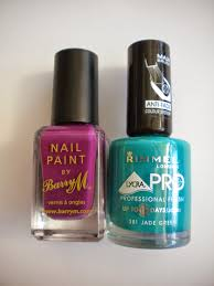 addicted to nails nail salon open bright purple by barry m