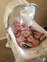 Rocking Mini Crib by Bedroom Design Perfect White Baby Rocking Bassinet Crib