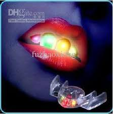 led light for teeth discount new fashion novelty led lights for your teeth led flashing