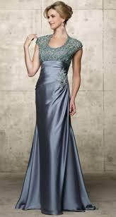 jean de lys satin chiffon mothers evening dress 29439 by alyce