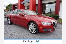 used audi york used audi a7 for sale in york pa edmunds
