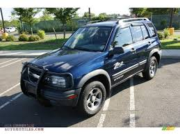 chevy tracker convertible 2004 chevrolet tracker information and photos momentcar