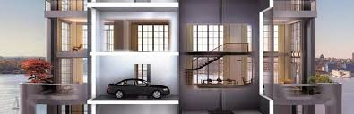 houses with elevators inside the 20 million new york apartment boasting its own car