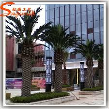 Decorative Trees In India Wholesale Large Outdoor Artificial Decorative Date Palm Trees Palm
