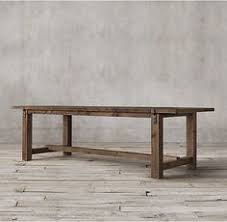 Barn Wood Dining Room Table Reclaimed Wood U0026 Zinc Top Strap Dining Table 1295 1695 A Well
