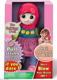 Blow Up Doll Meme - aamina muslim doll greeting card company uses toy as basis for
