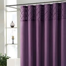 burgundy shower curtain sets double swag bathroom shower curtain