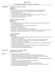 best resume format 2015 dock logistics intern resume sles velvet jobs