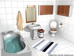 collections of 3d bathroom designs free home designs photos ideas
