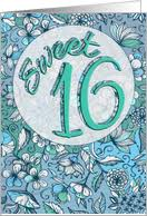 16th birthday cards from greeting card universe