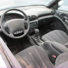 1998 pontiac sunfire convertible item g8496 sold april