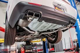 Dodge Challenger Exhaust Systems - borla cat back exhaust for 2015 16 dodge challenger r t lc